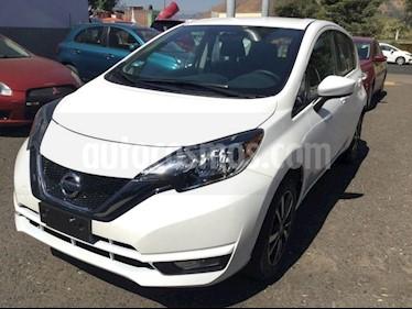 Foto venta Auto usado Nissan Note NOTE ADVANCE CVT (2019) color Blanco precio $249,000