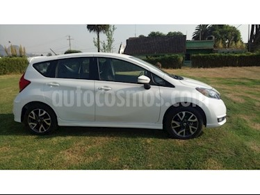 Foto venta Auto usado Nissan Note Note Advance (2018) color Blanco precio $225,000
