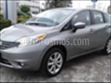 Foto venta Auto usado Nissan Note Note Advance (2015) color Gris precio $162,000