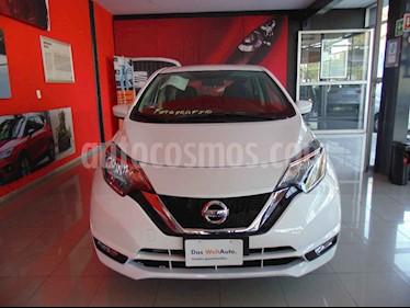 Foto venta Auto usado Nissan Note Note Advance (2019) color Blanco precio $240,000