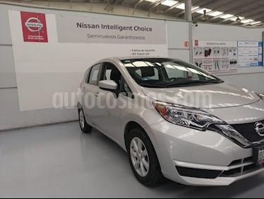 Foto Nissan Note Note Sense Aut usado (2018) color Plata precio $209,000