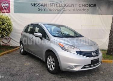 Foto venta Auto usado Nissan Note Note Sense Aut (2015) color Blanco precio $155,000