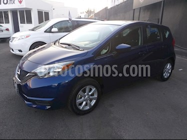 Foto venta Auto Seminuevo Nissan Note Note Sense (2017) color Azul precio $199,000