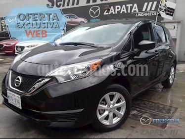 Foto venta Auto Seminuevo Nissan Note Note Sense (2018) color Negro precio $200,000