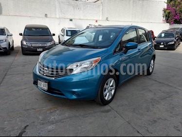 Foto venta Auto usado Nissan Note Note Sense (2015) color Azul precio $140,000