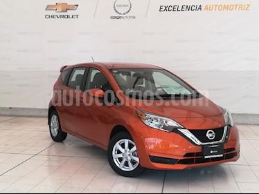 Foto venta Auto usado Nissan Note Note Sense (2018) color Naranja precio $195,000