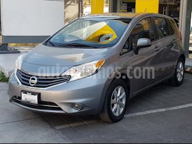 Foto venta Auto usado Nissan Note Note Sense (2014) color Gris precio $145,000