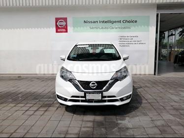 Foto venta Auto usado Nissan Note Note SR Aut (2019) color Blanco precio $249,000