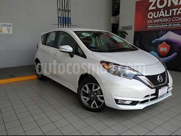 Foto venta Auto usado Nissan Note Note SR Aut (2019) color Blanco precio $259,000