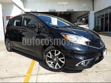 Foto venta Auto usado Nissan Note Note SR Aut (2015) color Negro precio $165,000