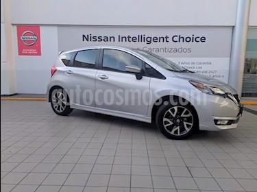 Foto venta Auto usado Nissan Note Note SR Aut (2019) color Plata precio $265,000