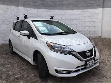 Foto venta Auto usado Nissan Note NOTE SR CVT (2018) precio $240,000