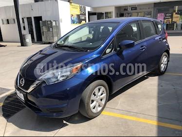 foto Nissan Note Sense usado (2018) color Azul precio $199,000