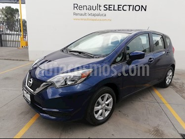 Foto venta Auto usado Nissan Note Sense (2018) color Azul precio $199,000