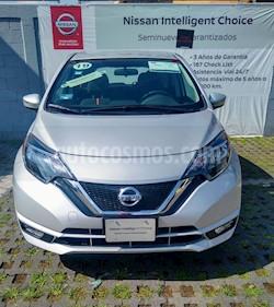 Foto venta Auto usado Nissan Note SR Aut (2019) color Plata precio $265,000