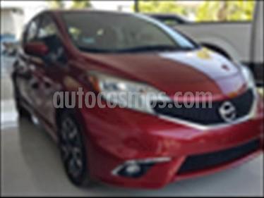 Foto venta Auto usado Nissan Note SR CVT (2016) color Rojo precio $212,000