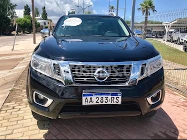 Foto venta Auto usado Nissan NP 300 Frontier LE 4x2 (2016) color Negro precio $877.000