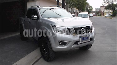 Foto venta Auto usado Nissan NP 300 Frontier LE 4x4 Aut (2018) color Plata precio $1.649.900