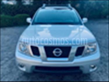 Foto Nissan NP300 Doble Cabina DIESEL 4X4 TM AC PAQ. SEG. usado (2016) color Plata precio $379,000