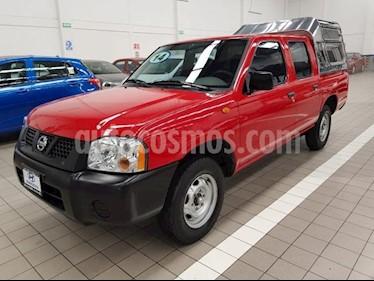 Foto venta Auto usado Nissan NP300 Doble Cabina DOBLE CABINA TIPICA (2014) color Rojo precio $195,000