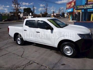 Nissan NP300 Doble Cabina SE A/A usado (2016) color Blanco precio $220,000