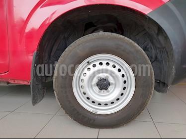 Foto venta Auto usado Nissan NP300 Doble Cabina S (2018) color Rojo precio $275,000