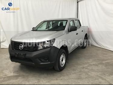Foto venta Auto usado Nissan NP300 Doble Cabina S (2019) color Plata precio $320,900