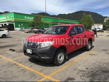Nissan NP300 Doble Cabina SE A/A Paq. de Seg. usado (2011) color Rojo precio $240,000