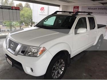 Foto venta Auto usado Nissan NP300 Frontier 4p Pro-4X V6/4.0 Aut 4x4 (2016) color Blanco precio $370,000