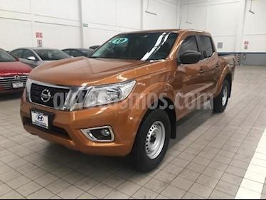Foto Nissan NP300 Frontier 4p XE L4/2.4 Man P. Seguridad usado (2019) color Naranja precio $315,000