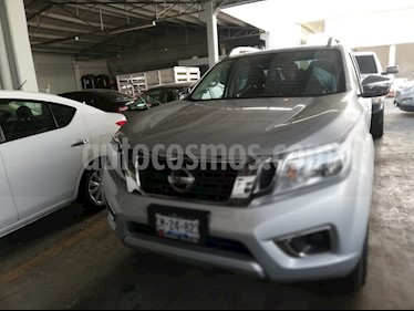 Foto venta Auto usado Nissan NP300 Frontier LE A/A (2018) color Plata precio $335,000
