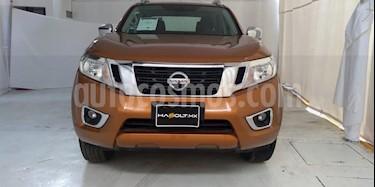 Foto venta Auto usado Nissan NP300 Frontier LE A/A (2017) color Naranja precio $299,325