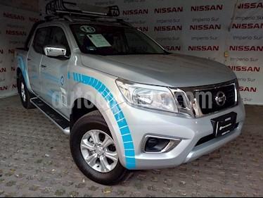 Foto venta Auto usado Nissan NP300 Frontier LE A/A (2019) color Plata precio $350,000