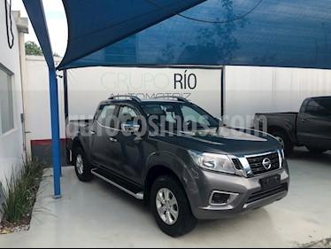 Foto venta Auto usado Nissan NP300 Frontier LE A/A (2018) color Gris precio $319,000