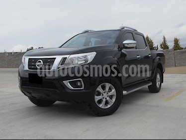 Foto venta Auto usado Nissan NP300 Frontier LE A/A (2018) color Negro precio $353,000