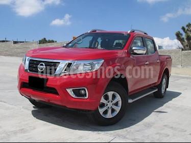 Foto venta Auto usado Nissan NP300 Frontier LE A/A (2017) color Rojo precio $325,000