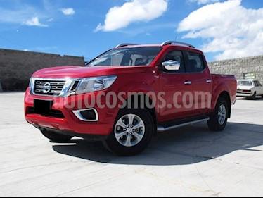 Foto Nissan NP300 Frontier LE A/A usado (2018) color Rojo precio $340,000