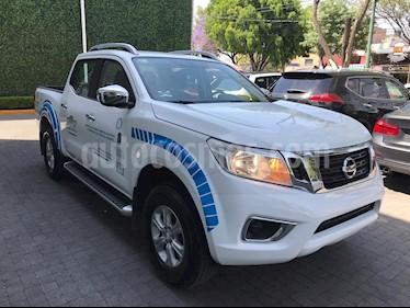 Foto venta Auto usado Nissan NP300 Frontier LE A/A (2018) color Blanco precio $309,500