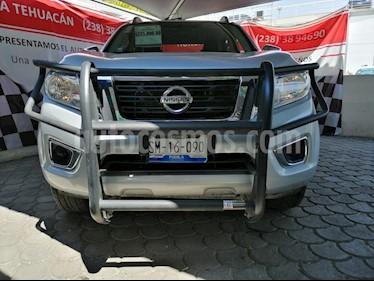 Foto venta Auto usado Nissan NP300 Frontier LE A/A (2018) color Plata precio $350,000