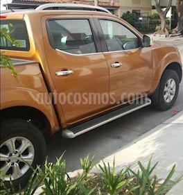 Nissan NP300 Frontier LE A/A usado (2017) color Naranja precio $311,998