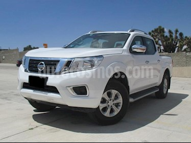 Foto venta Auto usado Nissan NP300 Frontier LE A/A (2018) color Blanco precio $318,000