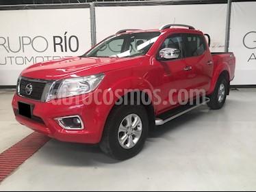 Foto venta Auto usado Nissan NP300 Frontier LE A/A (2018) color Rojo precio $319,000