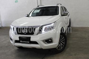 Foto venta Auto usado Nissan NP300 Frontier LE A/A (2018) color Blanco precio $467,000