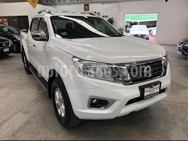 Nissan NP300 Frontier LE A/A usado (2016) color Blanco precio $259,000