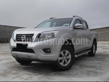Foto venta Auto usado Nissan NP300 Frontier LE A/A (2018) color Plata precio $348,000