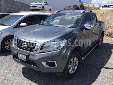 Foto venta Auto usado Nissan NP300 Frontier LE A/A (2018) color Gris precio $320,000