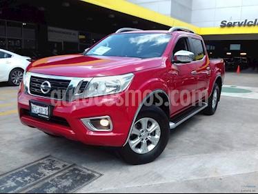 Foto venta Auto usado Nissan NP300 Frontier LE A/A (2018) color Rojo precio $315,000