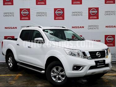 Foto venta Auto usado Nissan NP300 Frontier LE Platinum A/A (2019) color Blanco precio $410,000