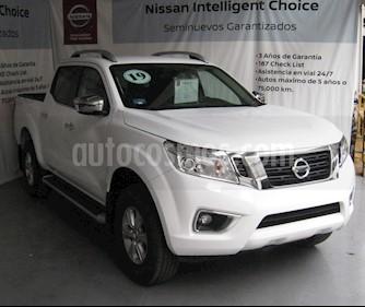 Foto venta Auto usado Nissan NP300 Frontier LE Platinum A/A (2019) color Plata precio $388,000