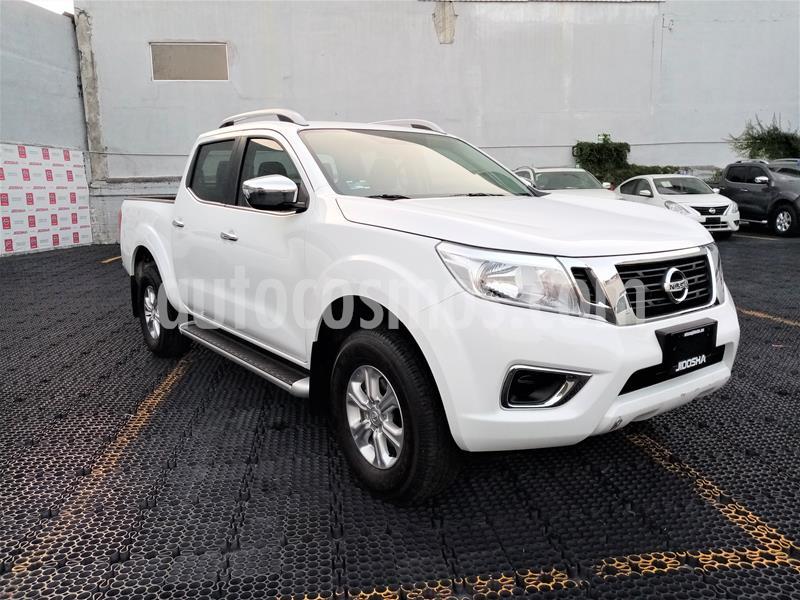 Nissan NP300 Frontier LE A/A usado (2020) color Blanco precio $436,900